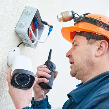Saundersfoot business cctv system repairs